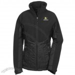 Innovated Hybrid Insulated Soft Shell Jacket - Ladies