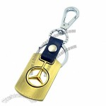 Innovative Benz Car Logo Keychain