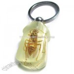 Insect Keychain-Wasp