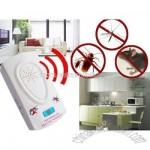 Insect Killer Ultrasonic Pest Repellent
