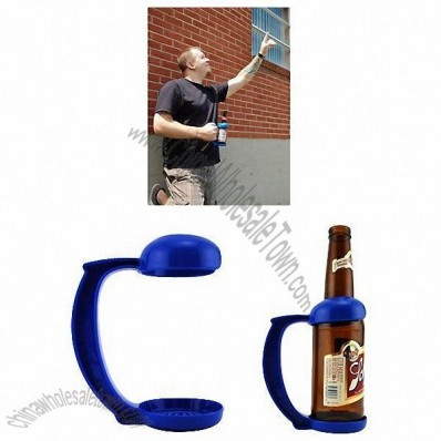 Instant Beer Stein Bottle Grip Handle - 12 oz