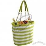 Insulated Cooler Tote with Chain Handle