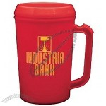 Insulated Thermal Mug 16oz Red