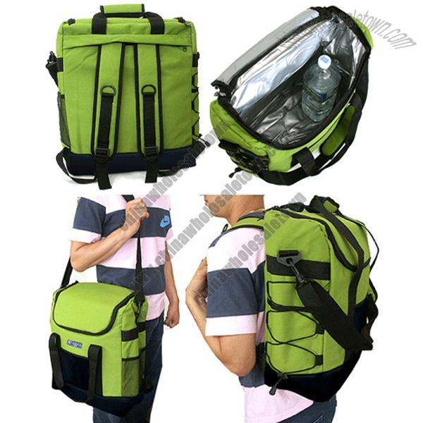 5d910bde9e10 Insulated cooler backpack lunch portable beer wine 35L picnic travel ...