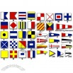 International Maritime Signal Flags - 40 Flag Set
