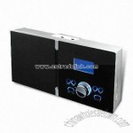 Internet Radio with iPod Dock