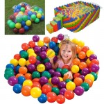 Intex 100 Fun Ballz 3.125 in Diameter Air-Filled Balls in 6 Colors