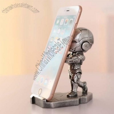 Iron Man Cell Phone Holder
