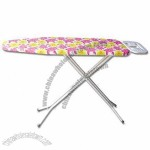 Ironing Board with Cotton and Sponge Surface