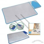 Ironing Mat with Silicone Iron Rest Pad