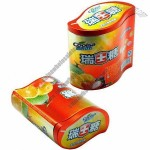 Irregular Candy Tin Box