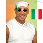 Italian National Flag Bandana