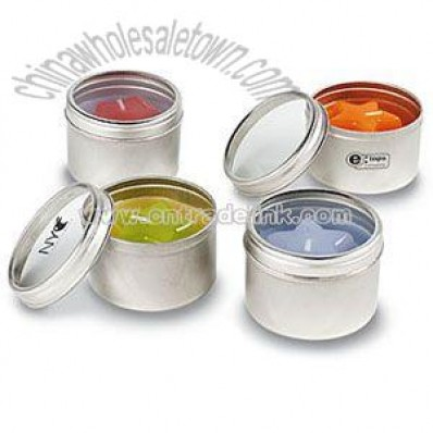 JELLY STAR GEL CANDLES
