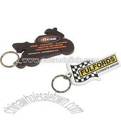 JENSON CUSTOM SHAPED KEYRINGS