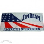 JIM BEAM ( White ) Pub Bar Towel
