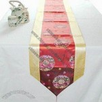 Jacquard Brocade Table Runner/Table Cloth