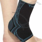 Jacquard Compression Ankle Support, Available in Various Sizes