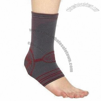Jacquard Compression Ankle Support