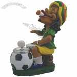 Jamaican Resin Ashtray