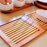 Japanese Square Bamboo Placemats