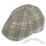 Jasper Plaid Ivy Cap