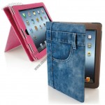 Jeans Protection Case Cover for iPad 2/3/4 mini