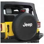Jeep Vinyl Tire Cover