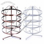 Jewellery Holder Stand Metal Earring Necklace Bracelet Holder