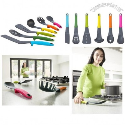 Joseph Joseph Elevate 6-Piece Heat-Resistant Utensil Set