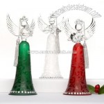 Joyous Tidings Angels Crystal, Christmas Ornaments