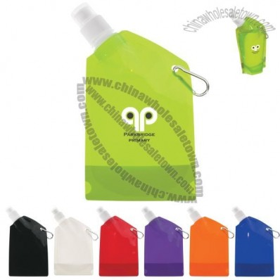 Jr 12 oz. Collapsible Water Bottle