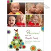 Jubilation Tree Holiday Card