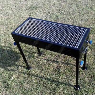 Jumbo Size BBQ Grill Set, Barbecue Grill