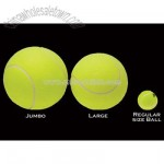 Jumbo Tennis Ball, Dia. 9