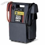 Jump Starter with 38Ah Battery, 1200A Peak Current, Battery Capacity Indicator and 12V Output