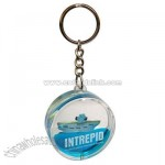 KEYCHAIN - INTREPID SHIP ON WATER