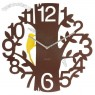 Karlsson Woodpecker Clock