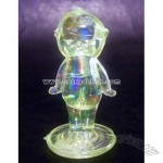 Kewpie Glass Figurine