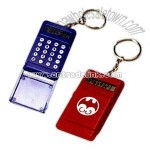 Key chain flip cover calculator