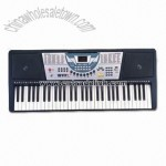 Keyboard Instrument with 61 Keys and LED Digital Screen