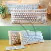 Keyboard Throw Pillow