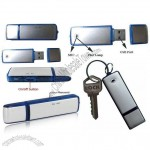 Keychain 4GB Digital USB Flash Disk Voice Recorder