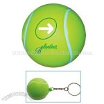 Keychain Stress Reliever - Tennis Ball Key chain