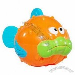Kids' Bath Toy with Lovely Toy for Baby to Play, While Bathing