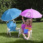 Kid's Beach Chair & Umbrella Set