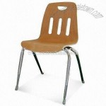 Kids Chair with Cushion and Backrest
