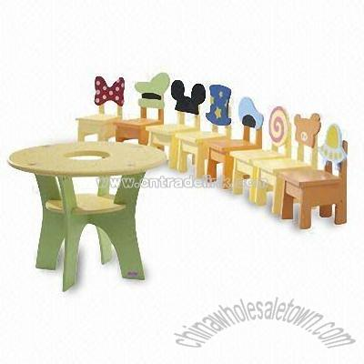 Kidsdesk Chairskids Wooden Classic Parker Desk Chairs DINNING ROOM
