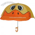 Kids Duck Hat Umbrella