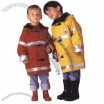 Kids Firefighter Raincoat