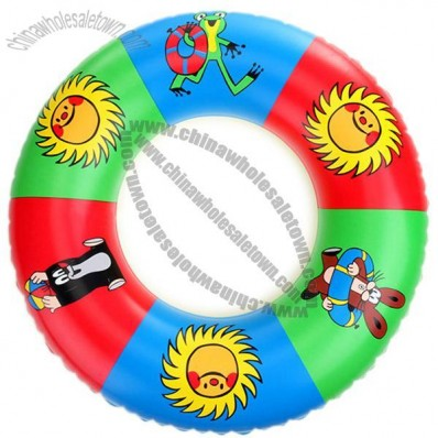 Kids Inflatable Swim Ring